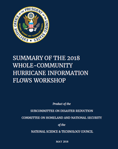 2018 whole community hurricane information flows workshop report thumbnail