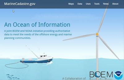 MarineCadastre.gov