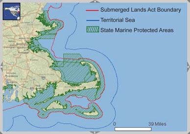 map - multipurpose Marine Cadastre