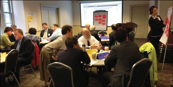 NSDI Leaders Forum, March 2013.