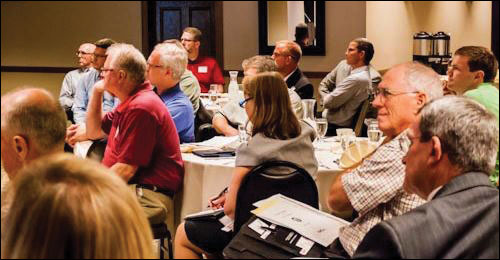 Statewide workshop for the Nebraska strategic plan.