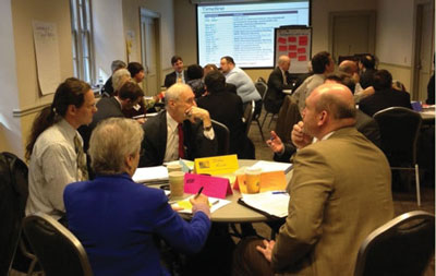 Photo from NGAC meeting, April 2014.