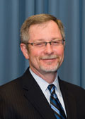Photograph of Stephen Lowe