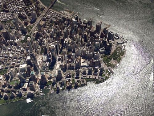 Manhattan image