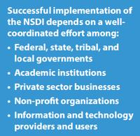 nsdi stakeholders